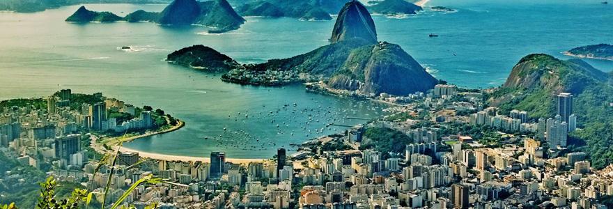 South American soil